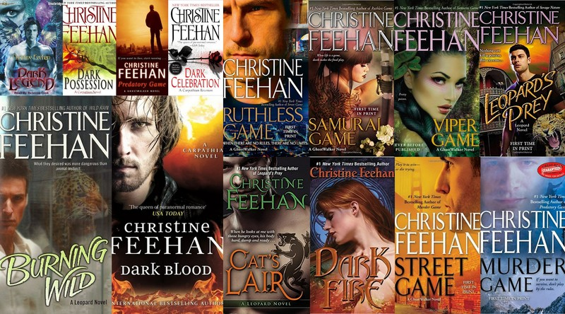 Christine Feehan - Collection