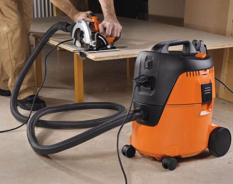 Промышленные пылесосы: чистота и комфорт на рабочем месте