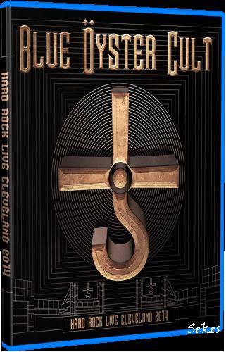 Blue Oyster Cult - Hard Rock Live Cleveland 2014 (2020, BDRip 1080p)