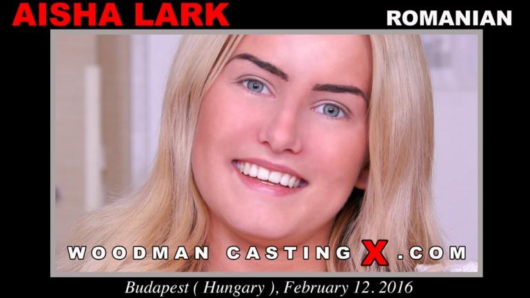 Aisha Lark - Woodman Casting X 191 (2020) SiteRip |