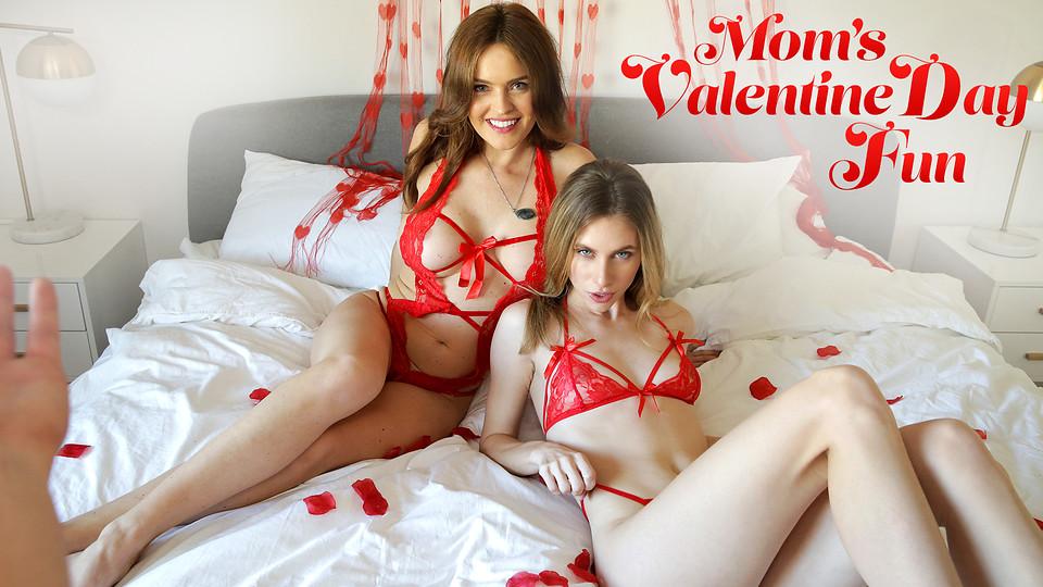 Anya Olsen, Krissy Lynn - Moms Valentines Day Fun (2020) SiteRip |