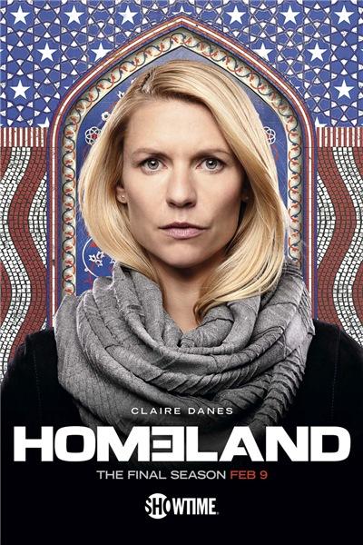 Родина / Homeland [Сезон: 8, Серии: 1-7] (2020) WEB-DL 1080p | Amedia