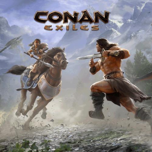 Conan Exiles [build 196231 + DLCs] (2018) PC | Repack