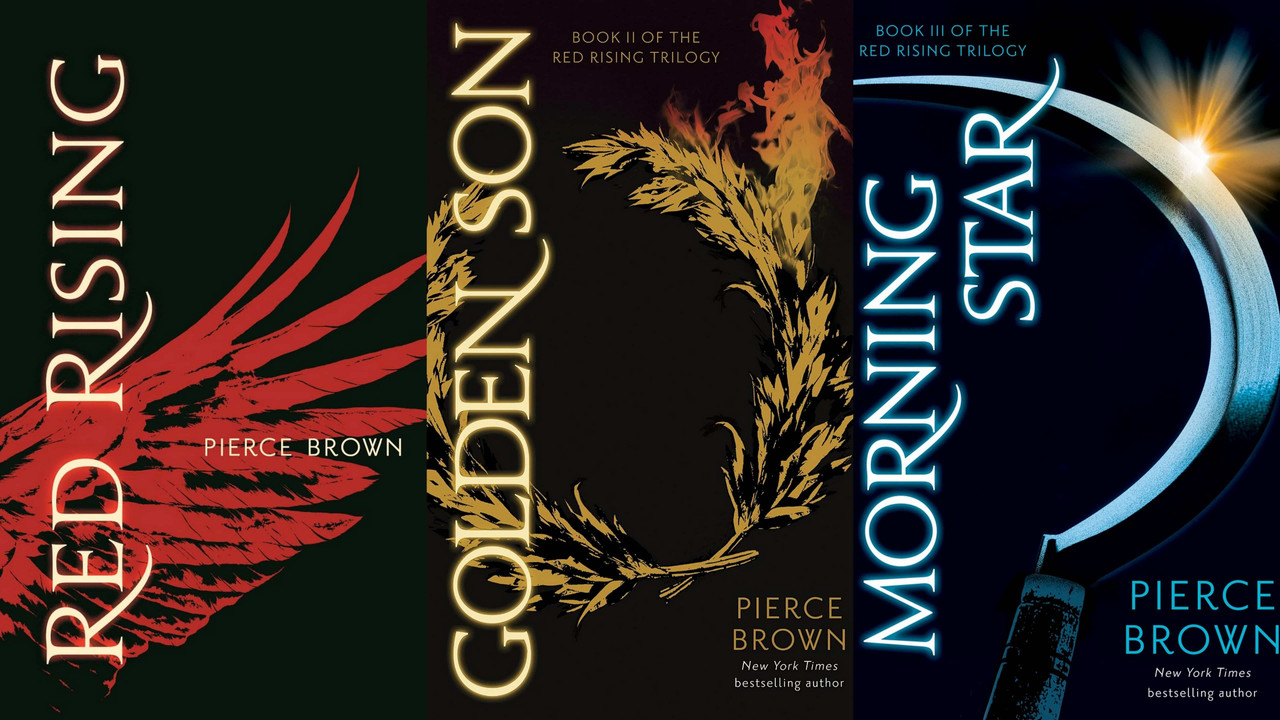 Pierce Brown - Collection