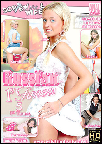Русские дебютантки / Russian 1st Timers (2011) DVDRip