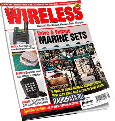Practical Wireless – May 2018
