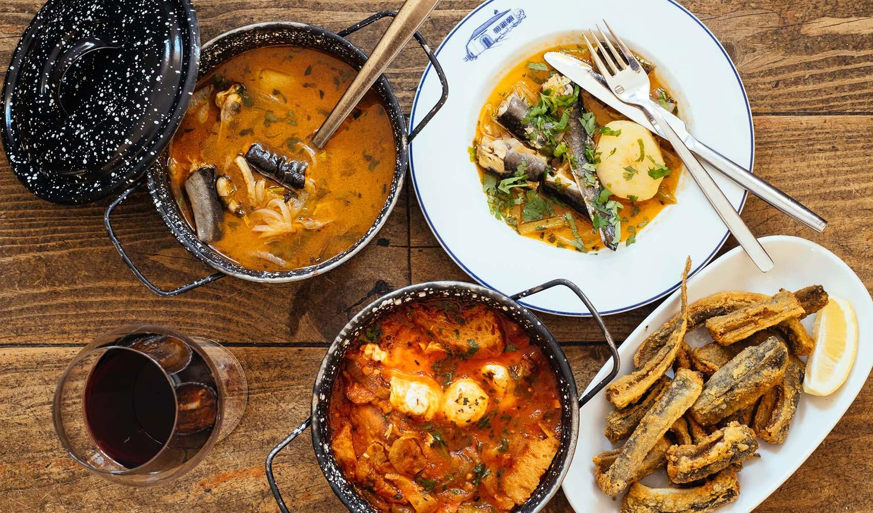 Национальная кухня Португалии