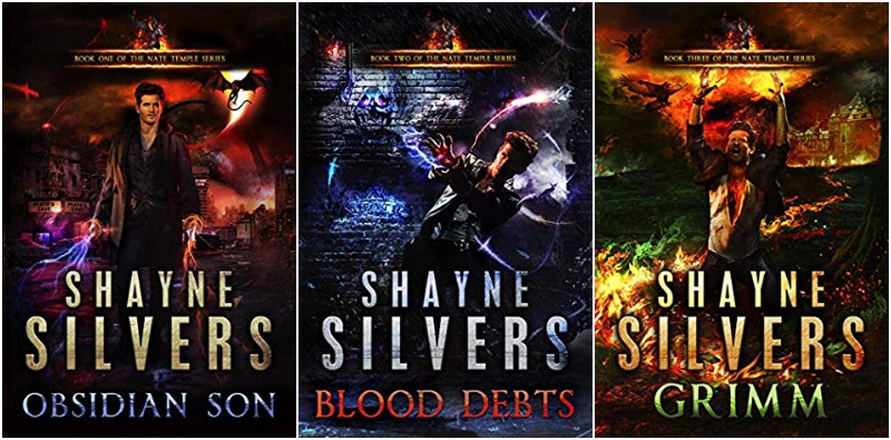 Shayne Silvers - Collection