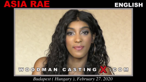 Asia Rae - Woodman Casting X (2020) SiteRip |