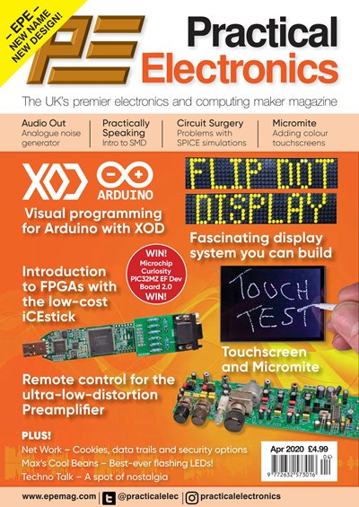 Practical Electronics №4 2020