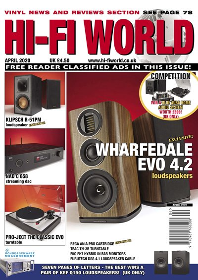 Hi-Fi World (April 2020)