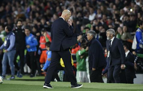 """Marca: Список разногласий руководства """"Мадрида"""" и Зидана"""