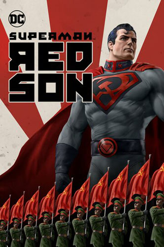 Супермен: Красный сын / Superman: Red Son (2020) BDRip-AVC от ExKinoRay | HDRezka Studio