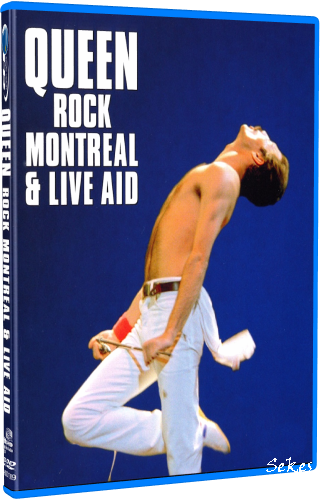Queen - Rock Montreal & Live Aid 1981 (2007, Blu-ray)