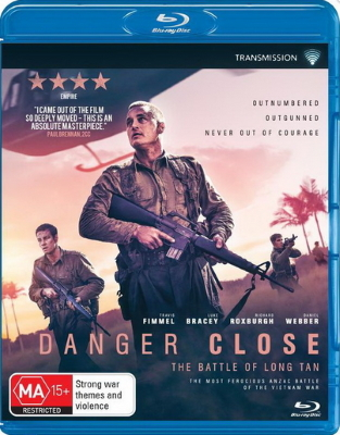 Danger Close (2019) .mkv BDRip 1080p x264 ITA WEB-DL ENG AC3 DTS Subs