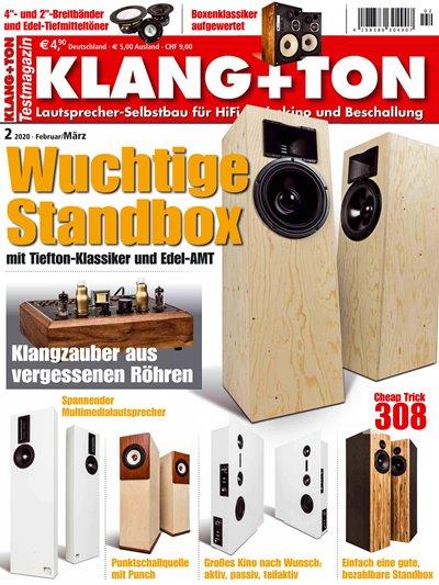 Klang+Ton №2 (Februar-Marz) 2020