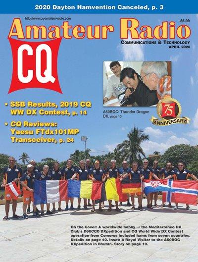 CQ Amateur Radio №4 2020