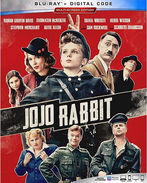 Кролик Джоджо / Jojo Rabbit (2019) BDRip 1080p