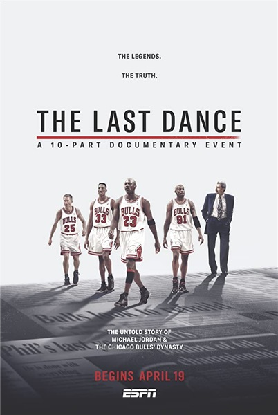 Последний танец / The Last Dance [S01] (2020) WEB-DL 1080p | SDI Moscow | 27.31 GB