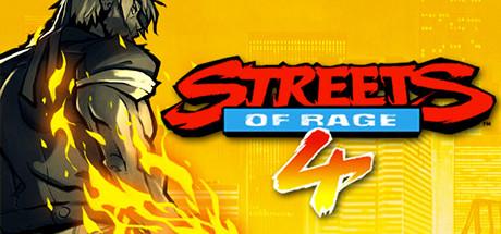 Streets of Rage 4-CODEX