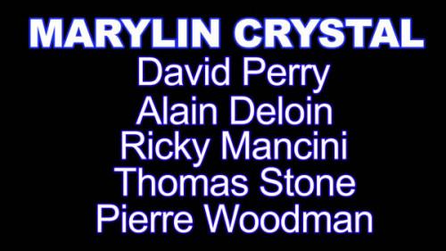 Marylin Crystal - XXXX - Mega sex destruction by 5 men / Woodman Casting X (2020) SiteRip |