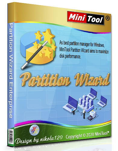 MiniTool Partition Wizard Technician 12.3 [2020 Multi/Ru]