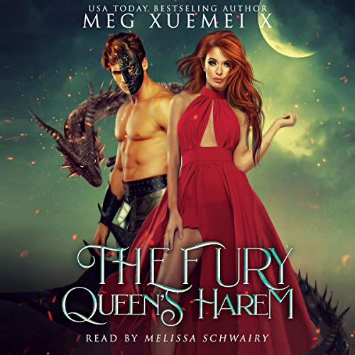 The Cursed Dragon Queen and Her Mates Trilogy - Meg Xuemei X