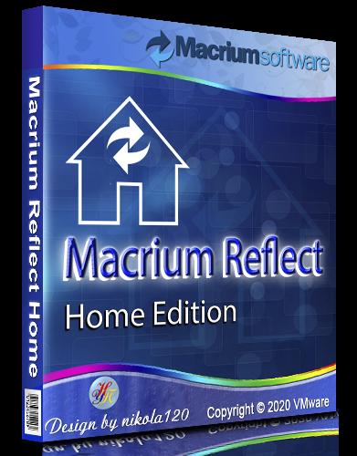 Macrium Reflect 7.2.4952 x64 Home [2020, Ru/En]