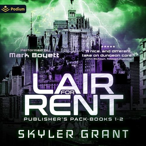 Lair for Rent Publisher's Pack, Book 1-2 - Skyler Grant