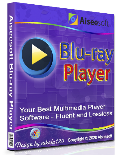 Aiseesoft Blu-ray Player 6.6.28 Repack (& Portable) by elchupacabra [2020,Multi/Ru]