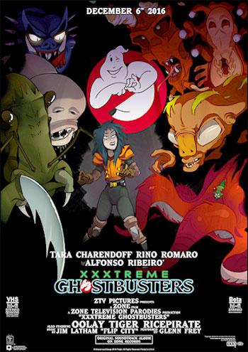 XXXtreme Ghostbusters (2016) WEB-DL 1080p