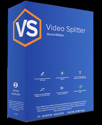 SolveigMM Video Splitter 7.3.2006.08 Business Edition + Portable [2020,Multi/Ru]