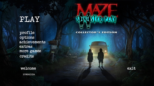 Maze 5: Sinister Play Collectors Edition 2020 Final
