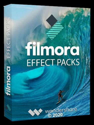 Wondershare Filmora Effect Packs 4 RePack by elchupacabra[2020, Ru]