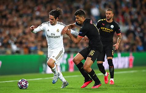 """Официально: Матч """"МС"""" - """"Реал Мадрид"""" состоится 7 августа в Манчестере"""