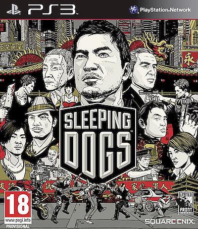 Sleeping Dogs (2012) [PS3] [EUR] 3.30 [HEN / CFW] [Repack / 1.02 / 24 DLC] [Ru / Multi]