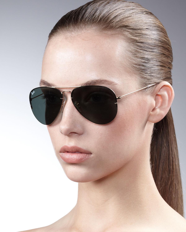 Как выбрать очки рей бен по типу лица?
