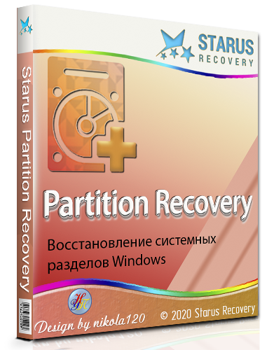 Starus Partition Recovery 3.1 RePack (& Portable) by ZVSRus [2020, Ru / En]