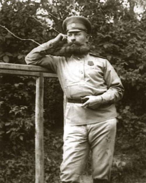 Жизнь и смерть генерала Якова Григорьевича Гандзюка