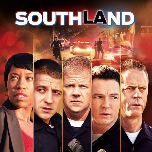 Саутленд / Южная территория / Southland [S01-05] (2009-2013) WEB-DL 1080p   Кубик в Кубе & Бяко Рекордс