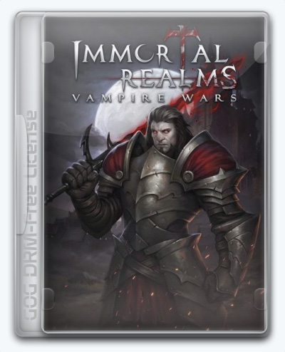 Immortal Realms: Vampire Wars (2020) [Ru / Multi] (1.00) License GOG