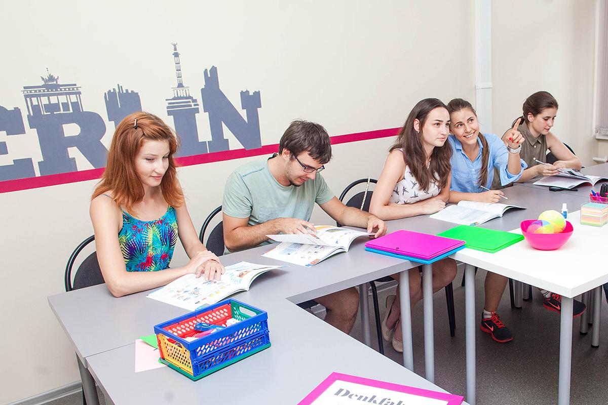 Курсы английского языка в центре Харькова