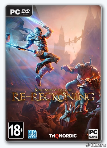 Kingdoms of Amalur: Re-Reckoning (2020) [Ru / Multi] (cs:6544 / dlc) Repack Other s
