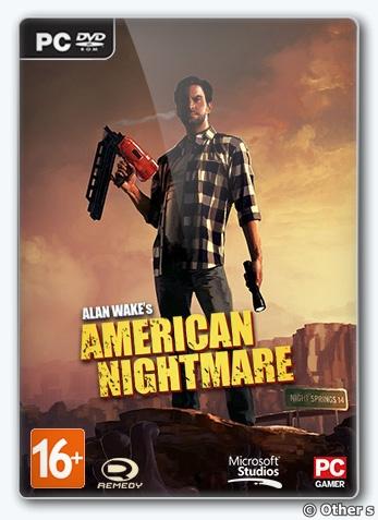 Alan Wakes American Nightmare (2012) [Ru] (1.0.3.17.1781) Repack Other s