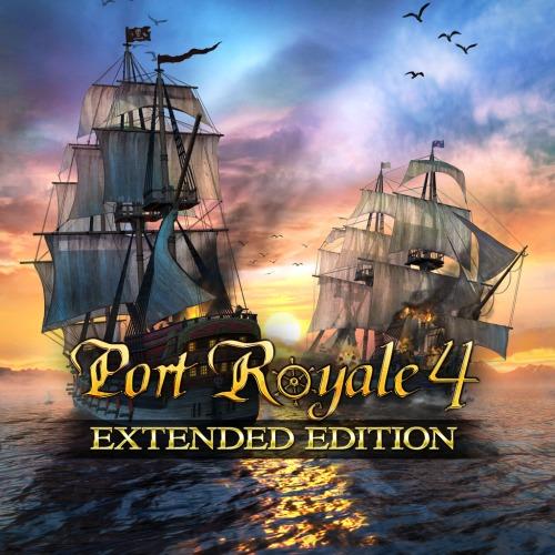 Port Royale 4: Extended Edition [v 1.1.1.16203 + DLC] (2020) PC | Repack от xatab