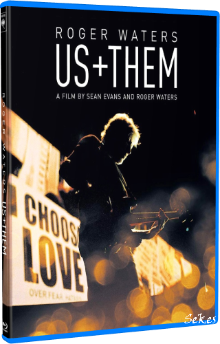Roger Waters - Us + Them (2020, Blu-ray)