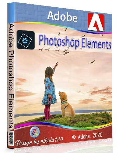 Adobe Photoshop Elements 2021 19.0 x64 Final