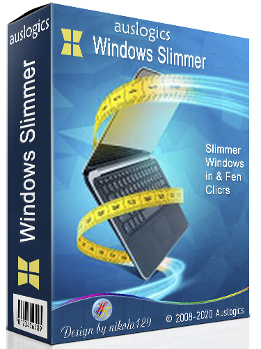 Auslogics Windows Slimmer 3.0.0.1 RePack (& Portable) by elchupacabra [2020,Multi/Ru]