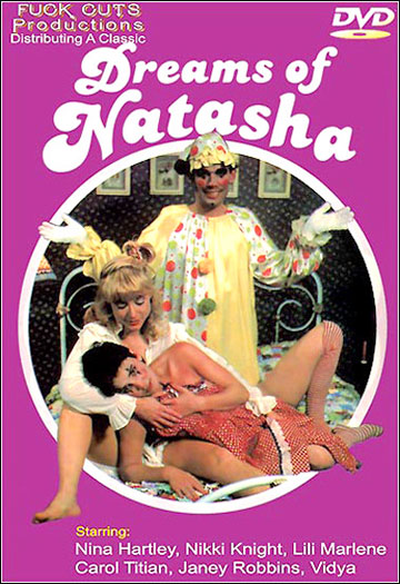 Мечты о Наташе / Dreams of Natasha / Bizarre Erotic Dreams (1985) VHSRip