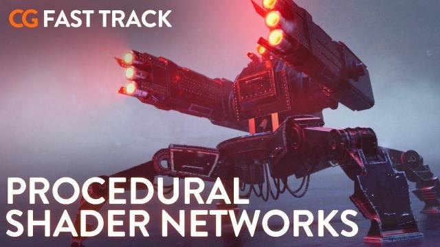 CG Fast Track | Процедурные шейдеры в Blender 2.90 / Procedural Shader Networks in Blender 2.90 (2020) PCRec [EN]